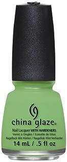 China Glaze Nail Lacquer - 0.5 Oz, Be More Pacific - Green