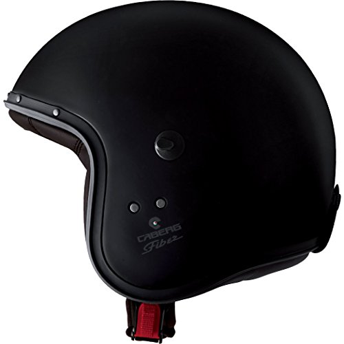 Caberg Freeride Open Face Motorcycle Helmet XL Matt Black
