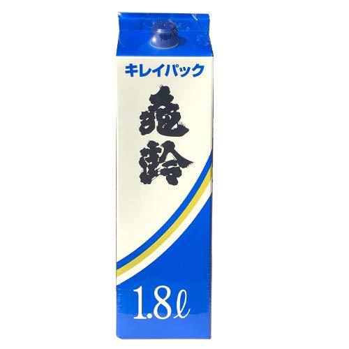 亀齢 佳撰1.8L(パック) 広島 日本酒