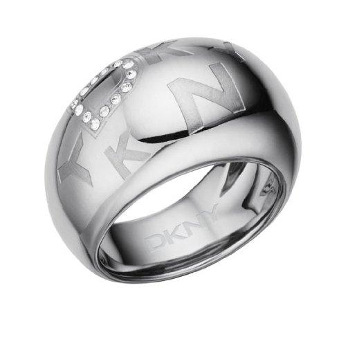 DKNY Damen Ring, Edelstahl, 56 (17.8), NJ1370040