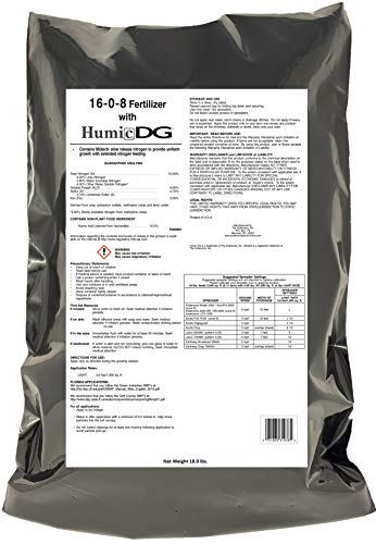 The Andersons Professional PGF 16-0-8 Fertilizer with Humic DG 5,000-sq