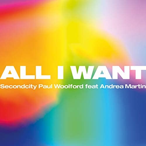 SecondCity & Paul Woolford feat. Andrea Martin