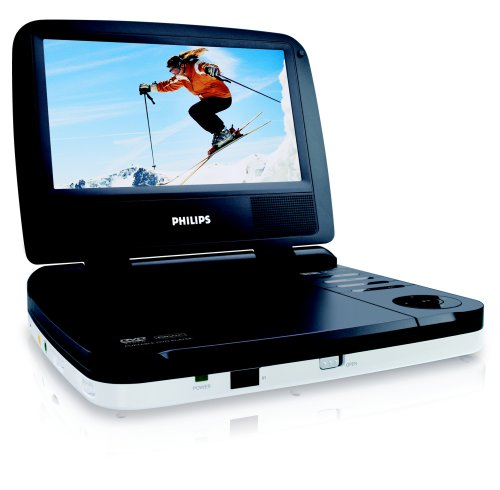 For Sale! Philips PET702 7-Inch Portable DVD Player