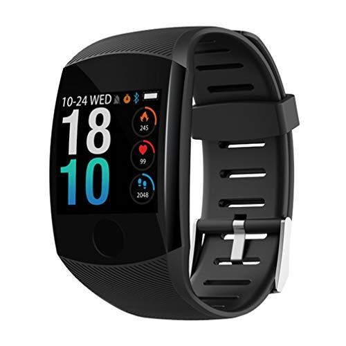 JIEGEGE Bluetooth Intelligente Uhren, Q11 Größe Farbe Bildschirm Sportarmband, Armband Herzfrequenz Schlaf Uhr Für IOS Android-Handy Sport Fitness Uhr