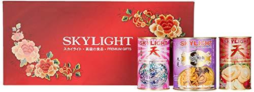 Skylight Prosperous Set, Empress Abalone with Razor Clam 780g and New Zealand Superior Abalone 425g