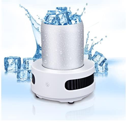 Copa De Refrigeración Instantánea De Enfriamiento De La Taza De Enfriamiento Eléctrico De La Taza De La Bebida Inteligente Copa Del Enfriador De La Bebida Para, Mini Refrigerador De Bebidas Para La