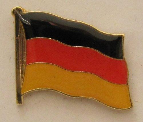 Pin Anstecker Flagge Fahne Deutschland Nationalflagge Flaggenpin Badge Button Flaggen Clip Anstecknadel
