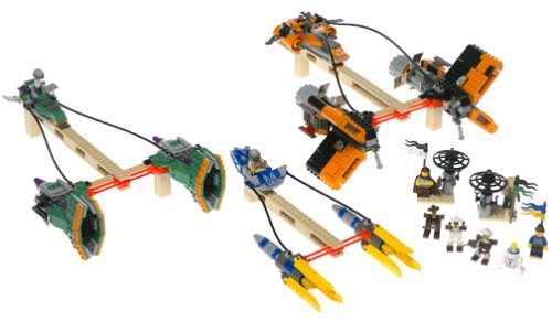 LEGO Star Wars: Mos Espa Podrace Setzen 7171