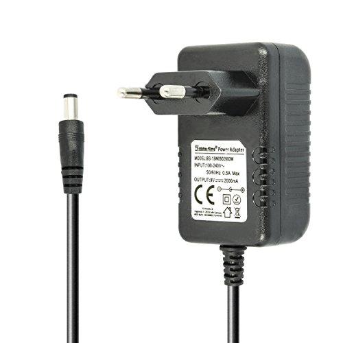 Akku-King Netzteil Ladegerät kompatibel mit Native Instruments Traktor Audio 2, Traktor Audio 6, Traktor Audio 10