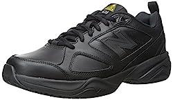 powerful New Balance 626 V2 Industrial Men's Non-Slip Sneakers Black 9.5 XW US