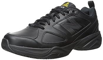 New Balance mens Slip Resistant 626 V2 Industrial Shoe Black 10.5 US