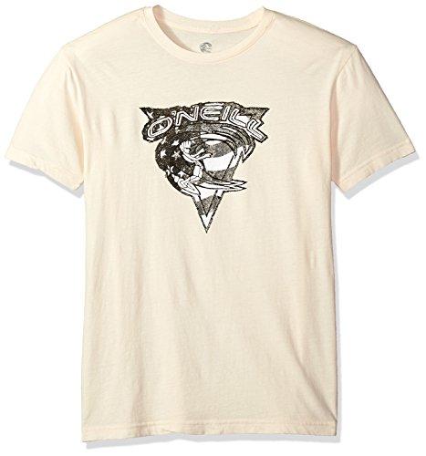 O\'Neill Herren Patriot Tee T-Shirt, Knochenfarben, X-Groß