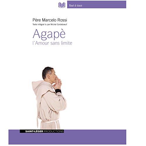 Agapè audiobook cover art