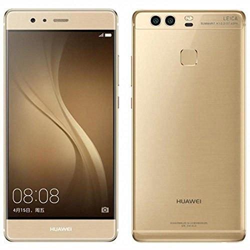 Huawei P9 Smartphone [Saudi-arabische Version] (Dual-SIM) gold