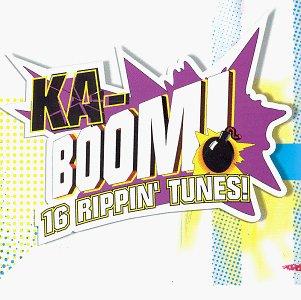 Audio CD Ka-Boom Book