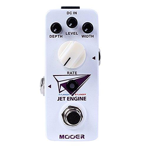 Mooer Jet Engine Gitarre Effekte