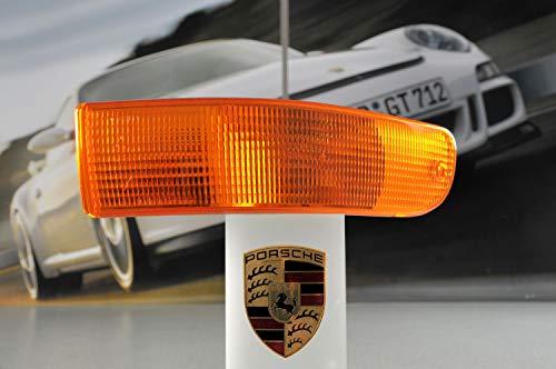 Producto nuevo. Porsche 911 993 - Luz intermitente para bicicleta, color amarillo
