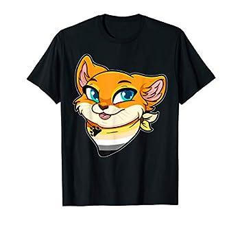 Bear Fursona Furry Cat Gay Rights Pride Week T-Shirt