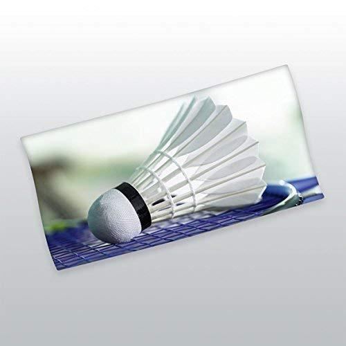 Klaus Herding GmbH Badminton Federball Badetuch Sauna Handtuch VELOURUCH 75 x 150 Geschenk NEU Wow - All-In-One-Outlet-24 -