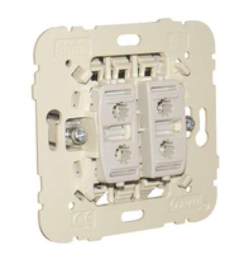 Efapel mec-21 - Interruptor para persiana mec-21