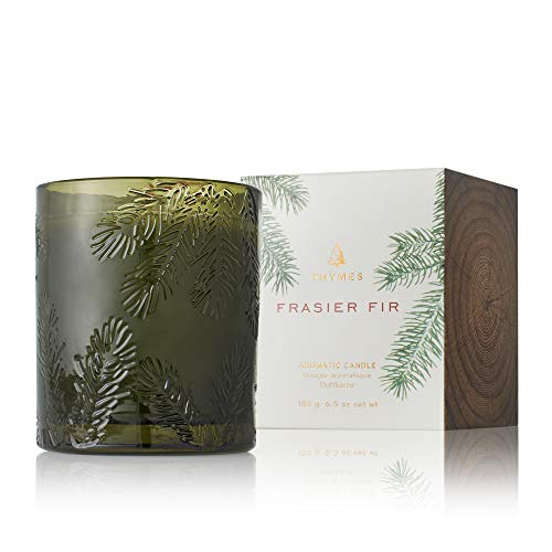 Top 10 thyme frasier fir candle small gold for 2021