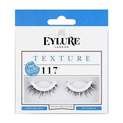 Eylure Texture Faux Cils Pré-encollés No. 117