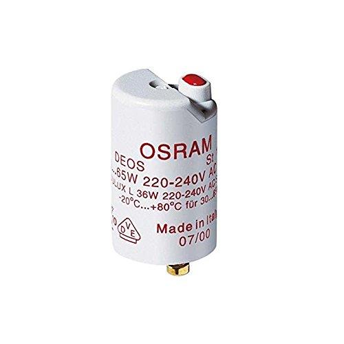 10 Stück Osram ST171 STARTER 36-65 Watt Sicherungsstarter für Leuchtstofflampen