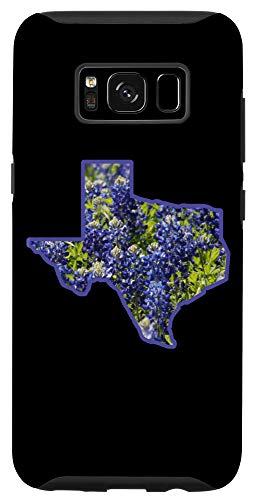 Galaxy S8 Texas Bluebonnets Wildflowers Case