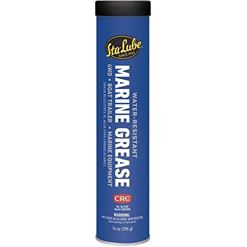 Sta-Lube Marine Grease for Boat Trailer Wheel Bearings (14-Ounce)