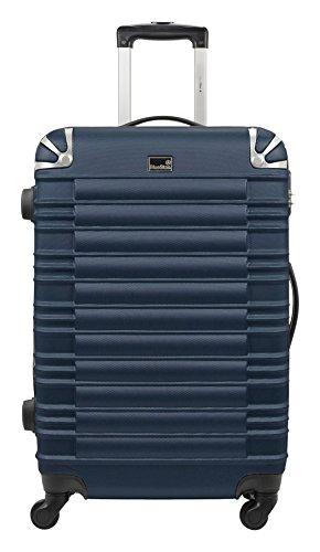 Bluestar Trolley rígido Lima Azul Marino 50 cm