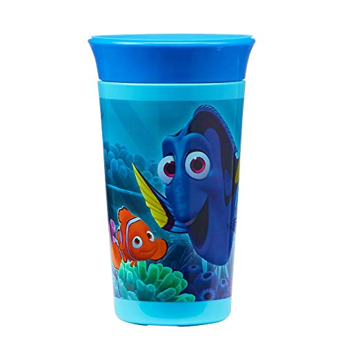The First Years Disney/Pixar Simply Spoutless Cup, Finding Dory, 9 Ounce
