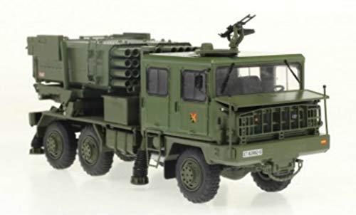 Desconocido 1/43 CAMIÓN Truck Pegaso 3055 Militar LANZACOHETES TERUEL 1986