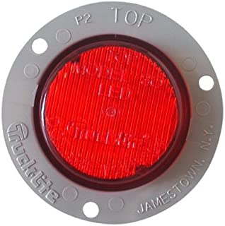 Truck Lite 26390Y Surface Mount Marker//Signal Lamp Bulb Replaceable