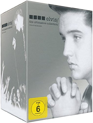 Elvis - The Ultimative Collection [8 DVDs]