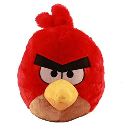 Angry Birds Red Plush Backpack