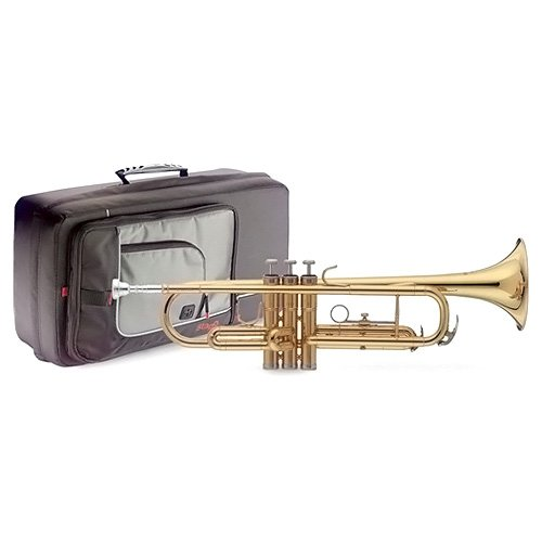 Stagg WS-TR215S B-Trompete, im Softcase