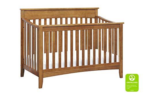 DaVinci Grove 4-in-1 Convertible Crib in Chestnut   Greenguard Gold Certified