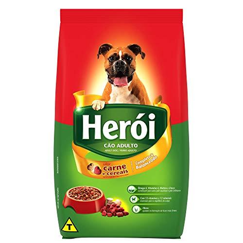 HERÓI Cão Adulto Sabor Carne e Cereais 2KG