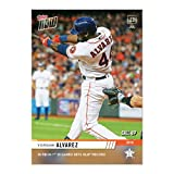 2019 MLB Topps Now Baseball #555 Yordan Alvarez Call-Up Card Houston Astros 35 RBI IN 1ST 30 GAMES SETS MLB RECORD LIMITED PRINT RUN ONLINE EXCLUSIVE