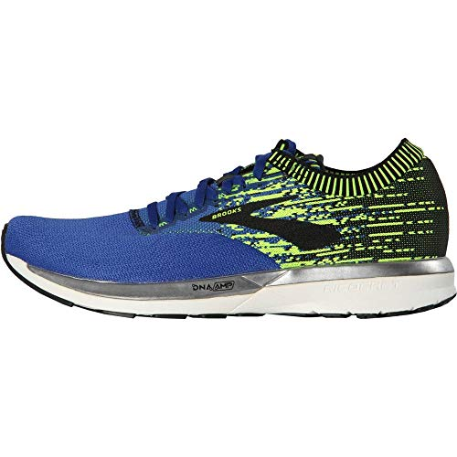Brooks Ricochet, Scarpe da Running Uomo, Multicolore (Blue/Nightlife/Black 429), 45 EU