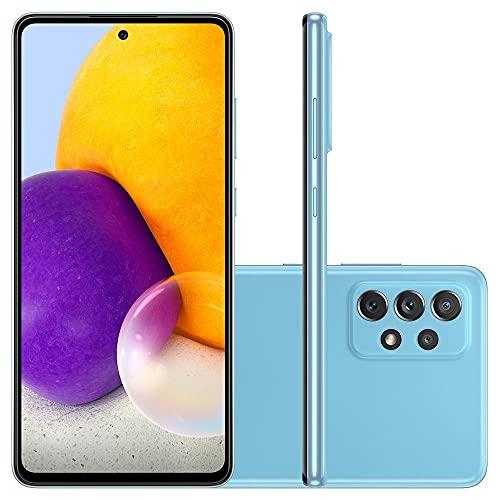 Smartphone Samsung Galaxy A72 128GB 6.7 Cam. Quadrupla Azul