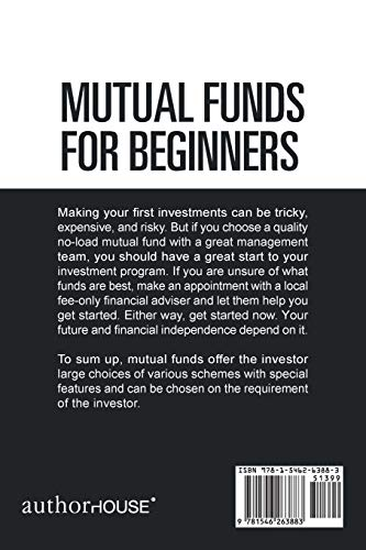 41R4ftOaldL - Mutual Funds for Beginners: The Basic Guide You Need to Get Started With Mutual Funds