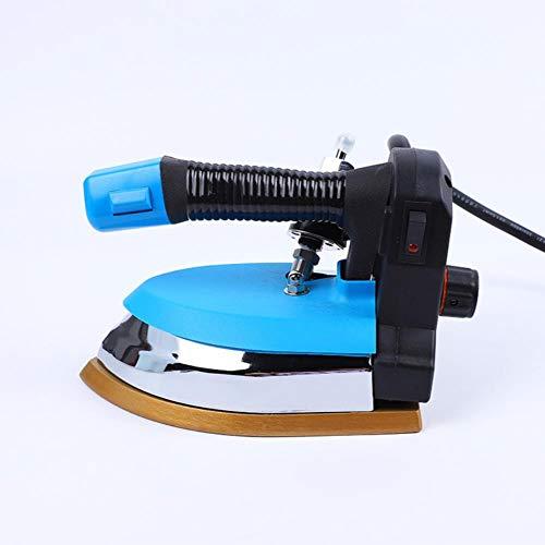Hierro eléctrico tipo botella de alta potencia de mano para el hogar ropa industrial cortina tintorería plancha plancha de gran capacidad, 1600 w