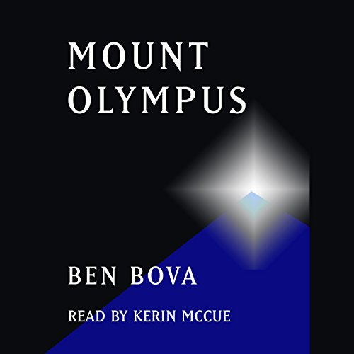Mount Olympus audiobook cover art