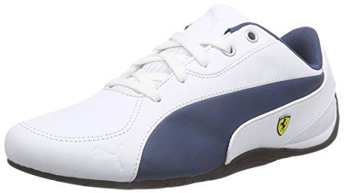 PUMA Herren Drift Cat 5 SF NM 2 Sneaker, Weiß (White-Blue Wing Teal 03), 41 EU