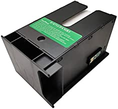 Best T6711 Ink Maintenance Tank Box Remanufactured for Workforce WF3520 WF3540 WF3620 WF7110 WF7210 WF7510 WF7610 WF7620 WF7710 WF7720 ET16500 Printer Review