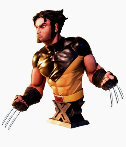 Ultimate Wolverine Bust