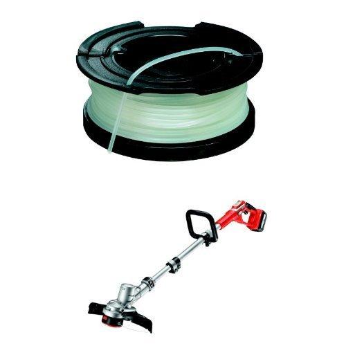 Black&Decker A6481-XJ - Bobina con hilo de 10m de largo y 1.5 mm de diámetro, para los cortabordes de alimentación Reflex Simple de 1 hilo + Black & Decker GLC3630L20-GB - Cortaborde eléctrico de jardín