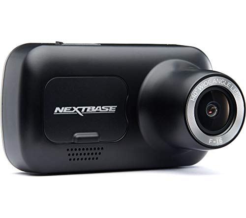 Nextbase 422GW - Series 2 Car Dash Camera - Full 1440p/30fps HD Recorder DVR - 140° Wide Viewing Angle - Wi-Fi and Bluetooth - Built-in Alexa - GPS (Renewed) Logo