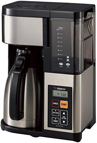 Zojirushi Coffee Maker, 10 Cup EC-YTC100